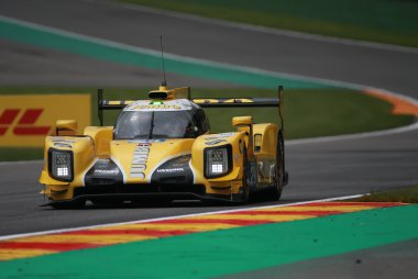 Racing Team Nederland - Dallara P217 Gibson