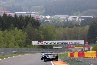 Sfeerbeeld 2019 FIA WEC 6 Hours of Spa
