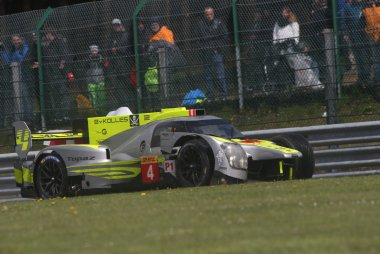 ByKolles Racing Team - ENSO CLM P1/01
