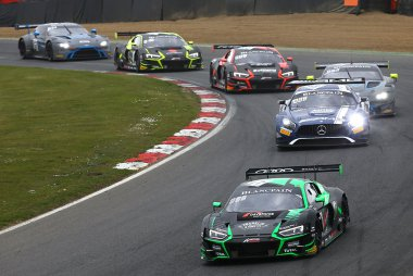 Start 2019 Blancpain GT World Challenge Europe Brands Hatch