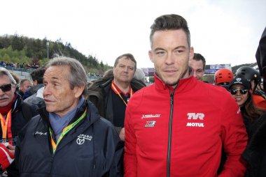 Jacky Ickx & André Lotterer