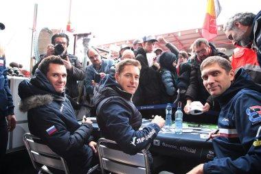 SMP - Racing - Stoffel Vandoorne