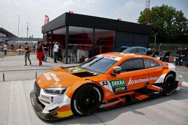Audi Paddock Stand