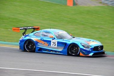 SunEnergy1 Racing - Mercedes-AMG GT3