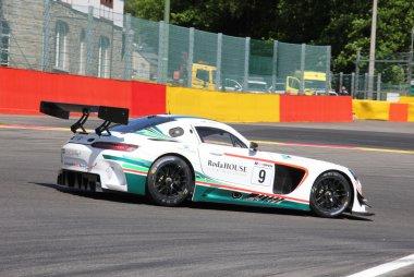 Antonelli MotorSport - Mercedes AMG GT3