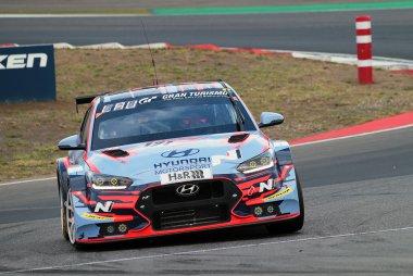 Hyundai Motorsport N - Hyundai Veloster N TCR
