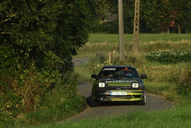 Jozef Lapeire - Toyota Celica GT-4