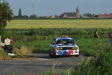 Danny Kerckhof - BMW M3 E30