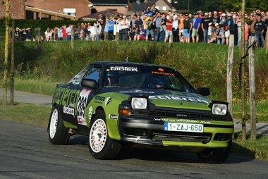 Didier Van Wijnsberghe - Toyota Celica GT-4