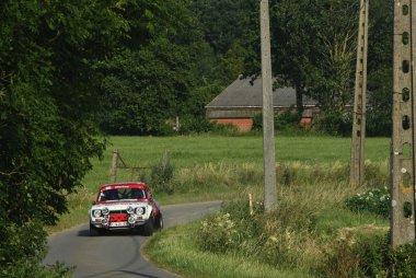 Patrick Spillebeen - Ford Escort RS 1600 MKI