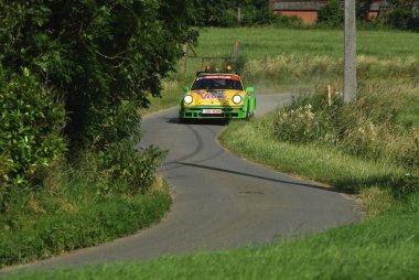 Lode de Keyser - Porsche 911 SC