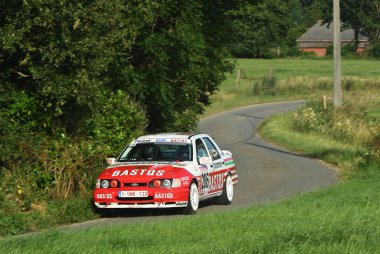 Stefaan Stouf - Ford Sierra RS Cosworth 4x4