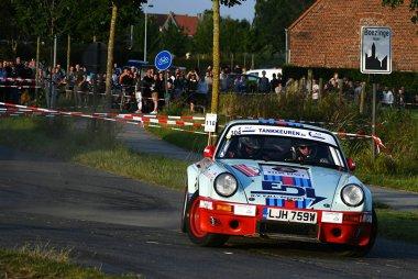 Patrick Mylleville - Porsche 911 SC