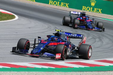 Alex Albon - Toro Rosso