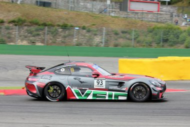 Veidec Silver Eagle Racing by Getspeed - Mercedes AMG GT4