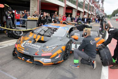 Independent Motorsports - Lamborghini Huracan Super Trofeo