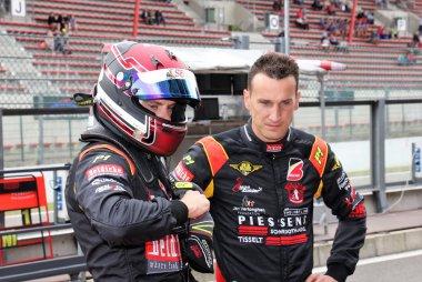 Sam Dejonghe en Thomas Piessens