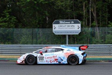 WCB Racing Team by Leipert MS - Lamborghini Huracan Super Trofeo
