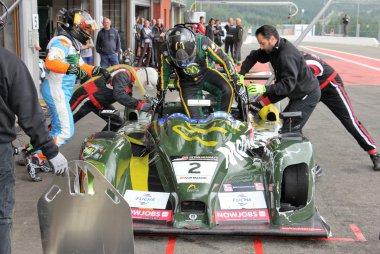 Mc Donalds Racing Team - Norma M20 FC