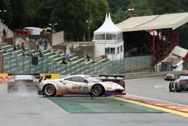 Spirit of Race/Tempesta Racing - Ferrari 488 GT3