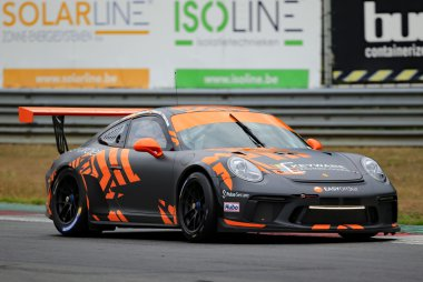 Circuit Zolder, donderdag 01 augustus 2019 – Internationale testdag