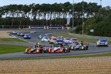 Start 2019 Eleven Sports 24 Hours of Zolder