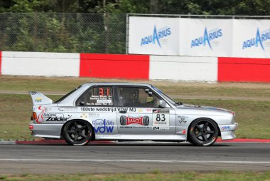 Garage Van de Water - BMW M3 E30