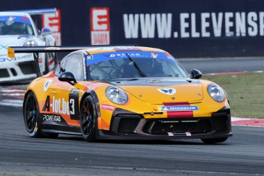 THEMS Racing by EMG Motorsport - Porsche 991 Cup Mk2