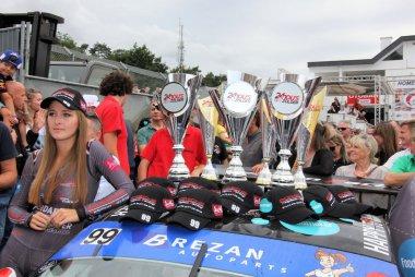 Trofeeën Belgium Racing