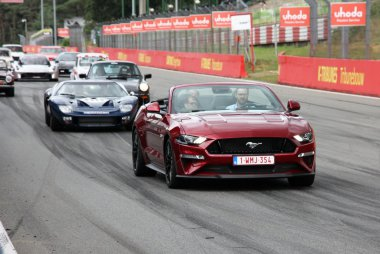 VIP Laps 2019 Eleven Sports 24 Hours of Zolder