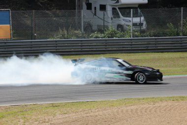Drift-sessie 2019 Eleven Sports 24 Hours of Zolder