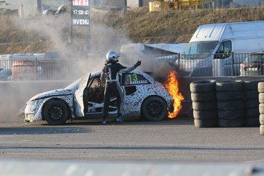 Andreas Bakkerud - Audi S1 RX Supercar
