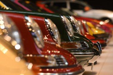 70 years Porsche - Autoworld
