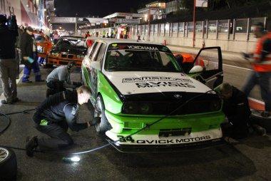 Qvick/Crabbe/Dobbelaere - BMW E30