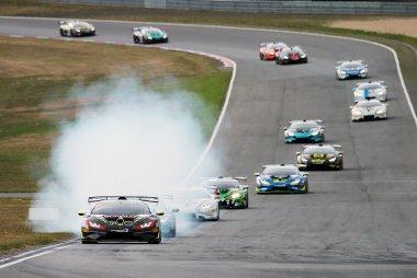 Start Lamborghini Super Trofeo Race 1 Nürburgring