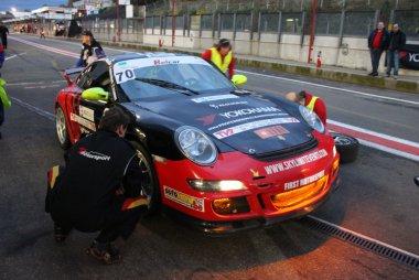 Aelaerts/Van Delm/Van Haeren - Porsche GT4