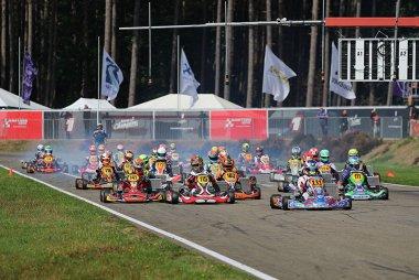 Start WK Karting Genk KZ2