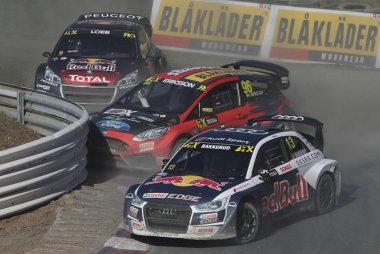 Eriksson in duel met Bakkerud en Loeb