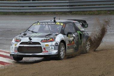 Petter Solberg - Citroën DS3 SuperCar