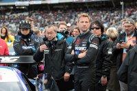 Jenson Button - Honda NSX-GT