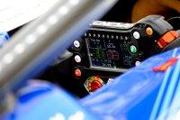 Stuurwiel Mahindra Racing