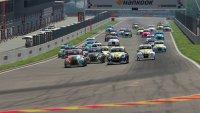 VW e-Fun Cup: de openingsrace in Spa in beeld gebracht