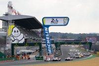 Start 24h Le Mans 2020