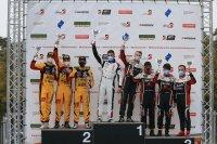 Podium 2020 Belcar DTM Zolder II race 1 Belcar 1
