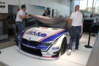 presentatie BMW M4 Coupé van JR Motorsport