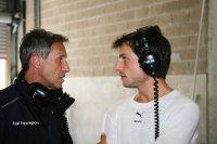Roberto Ravaglia en Bruno Spengler