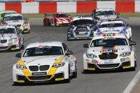 Team Filip Baelus - BMW M235i Racing Cup vs. Team WSM - H&R Spezialfedern - BMW M235i Racing Cup