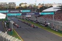 Start GP Australië 2016