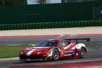 AF CORSE Ferrari 458 ITALIA GT3 Stephane Lemeret