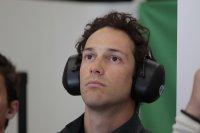 Bruno Senna tijdens de WEC in Spa